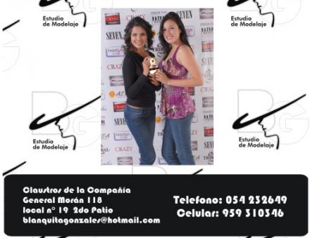 Agencia de Modelos Blanquita Gonzales