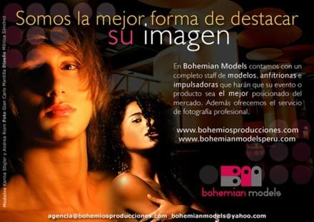 Bohemian Models